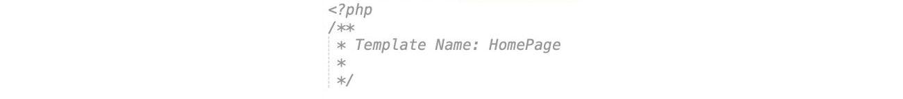 Template Name